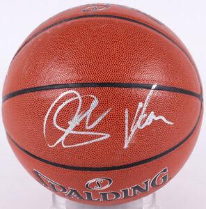 DeMar DeRozan & Kyle Lowry Dual Signed Basketball (JSA) RAPTORS