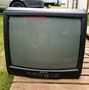 Durband T.V with remote.