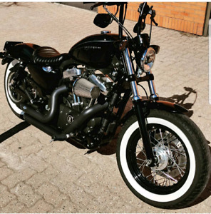Harley white wall tires ONLY