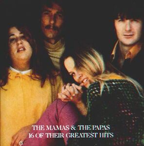 Mamas and Papas-16 Of Their Greatest Hits-new and sealed cd