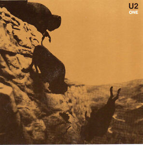 U2-One  4 track cd single-Excellent!