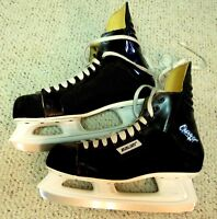 """Bauer """"Charger"""" Men's Hockey Skates New Condition - $ 25.00 obo."""