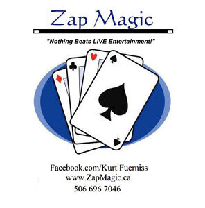 Zap Magic - Magician and Balloon Artist