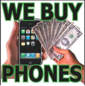 We pay cash for your used iPhone