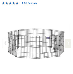 Dog playpen for sale. / On HOLD pending pick up aug 16.