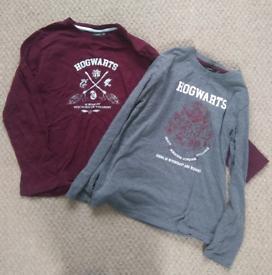 Harry Potter t-shirts 12-13 yrs