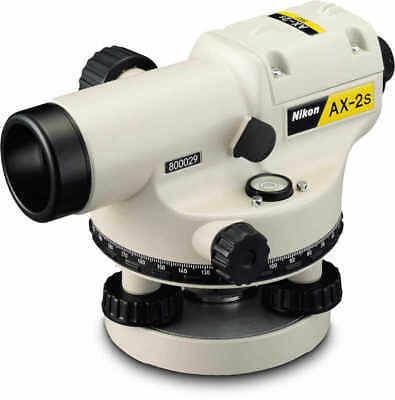Nikon Ax-2s Automatic Level 20x Magnification
