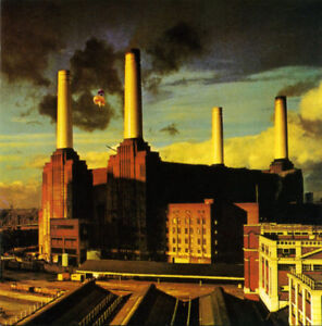 Pink Floyd Animals Lp record