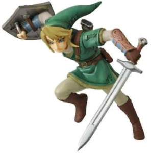 Ultra Detail Figure Link from Twilight Princess