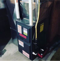 FURNACE / TANKLESS WATER HEATER (INSTALL-SERVICE-MAINTENANCE)