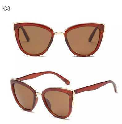 Cat eye Sunglasses Women Vintage Gradient Glasses Retro Sunglasses UV400 UK