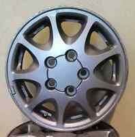 14 inch rims for old Toyota
