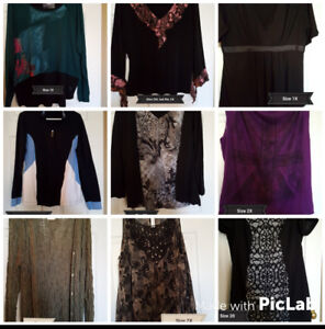 Woman's Plus Size Clothing