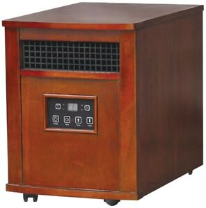 Stonegate 1500 Watt Infrared Space Heater, New
