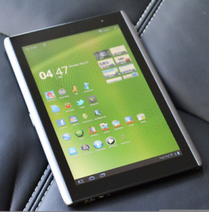 Acer A500 Tablet Android 4