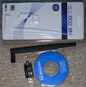 300Mbps usb wireless adapter,2.4GHz ISM band