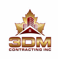 Residential General Contractor-3DM Contracting Inc