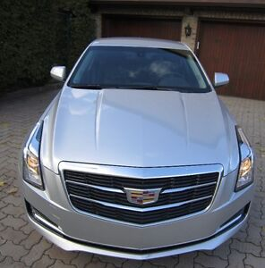 2015 Cadillac ATS Coupe cuir Berline