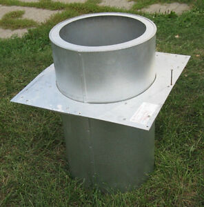 Chimney Stove Pipe Parts from Stainless Steel Insulated Chimney Kingston Kingston Area image 6