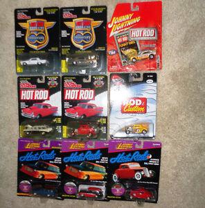 Diecast Hot Rods Vega 32 coupe Nash Drag Car 56 chevy 60's Hemi