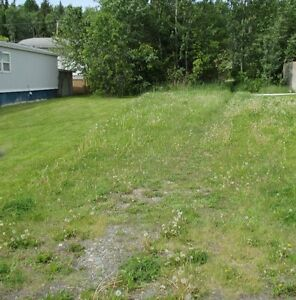 Residential Mobile Home Lot in Fort St. James Prince George British Columbia image 1