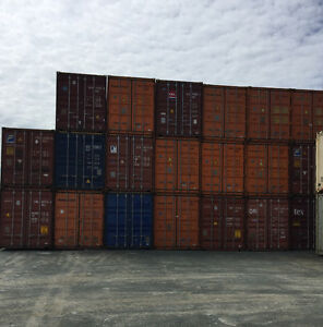SHIPPING CONTAINERS/STORAGE CONTAINERS/SEACANS/..BEST PRICE