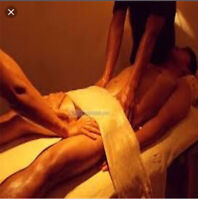 Massage special today only