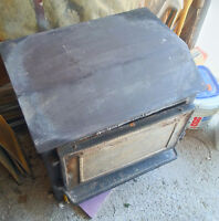 Cast-Iron Woodstove For Sale