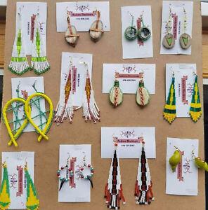 Earrings: beautiful handmade jewellery