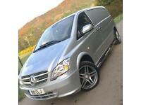 Mercedes-Benz Vito (140) Eur5**Sport Spec**Stunning One Off Example,Just 58k!**