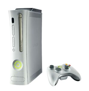 Xbox 360, 3 Controllers and 10 Games