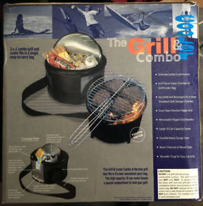 Cooler & Grill Set - NEW