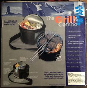Cooler & Grill Set - NEW