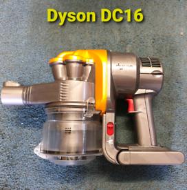 Dyson DC16 cordless vacuum cleaner