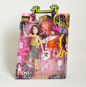 "Hi Hi Puffy AmiYumi 2005 10"" Doll New in Package"