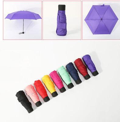 Small Umbrellas (New Hot Small Fashion Umbrella Mini Anti-UV Waterproof Portable Travel)