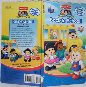 Fisher Price Little People Musical Lil Movers School Bus London Ontario image 3