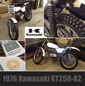 1976 Vintage Trials Bike for Sale