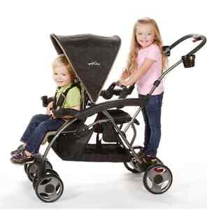Double Up Stroller - Like New!