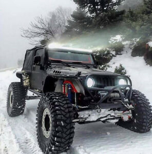 LOOKING FOR JEEP BUILD / ULTRA 4