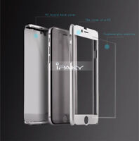 IPHONE 6s/7/8/X Plus 360 Degree protection Cases + Tempered Glas