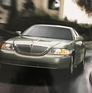 2006 Lincoln Town Car Berline