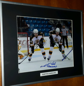 $10 Autographed NHL hockey photos