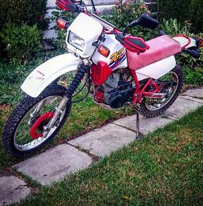 1986 Yamaha XT 350