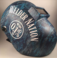 Looking for Hydrographics On Welding Helmets
