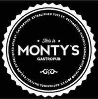 Monty's Fall/Winter Team Sponsorship