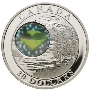 2003-2005 CANADIAN NATURAL WONDERS SET - 6 COIN SET