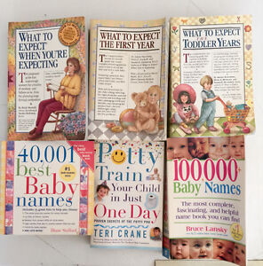 Every book you need for Baby