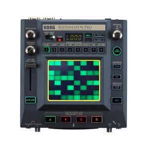 Korg Kaossilator PRO, Roland D2, Electro Faustus, EHX Voice Box