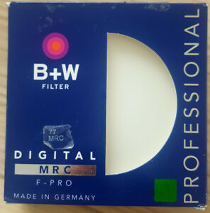 B+W 77mm Clear UV Haze 010 Lens Filter